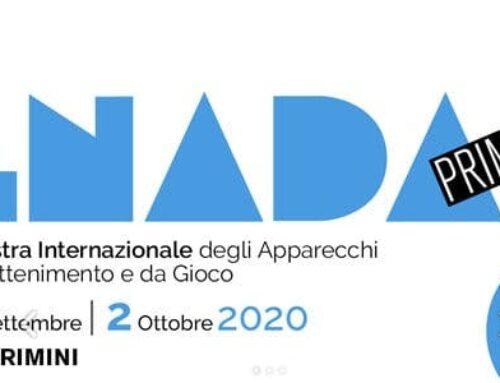 Fiera Di Rimini Enada 2020
