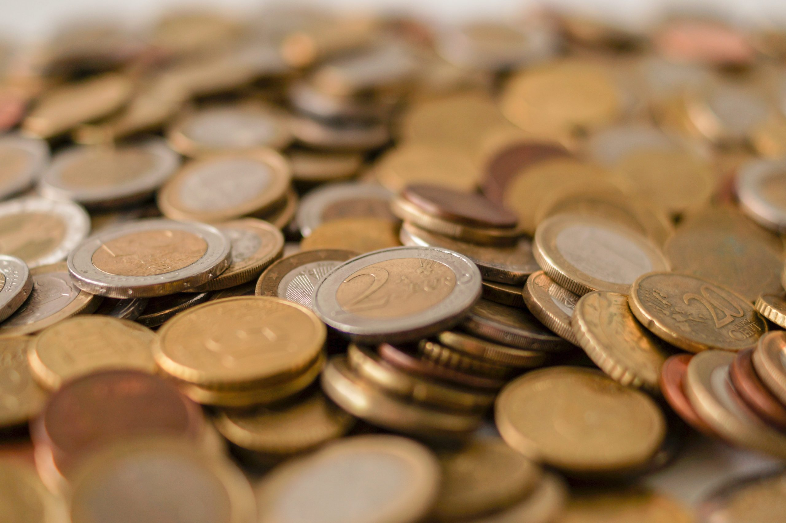 Lavorazione monete Euro Competenz