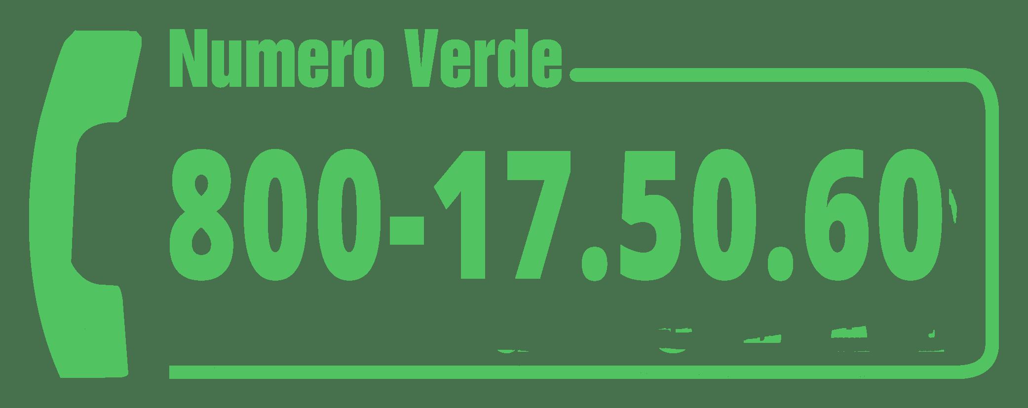 numero verde Euro Competenz